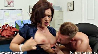 Punish, Secretary, Natural boobs