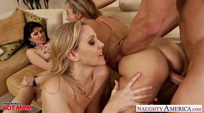 Julia ann, Brandi love, Sex mom, Eva