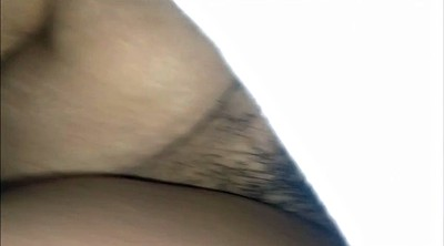 Peeping, Grope, Hairy wife, Hairy cam, Close up, Wife caught
