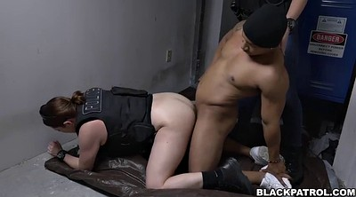 Punishment, White pussy, Interracial missionary, Interracial foursome