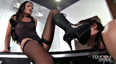 Boots, Boot, Slaves, Boot worship