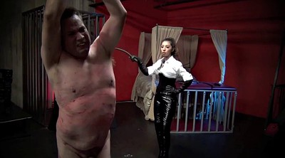 Whipping, Whipped, Femdom whipping