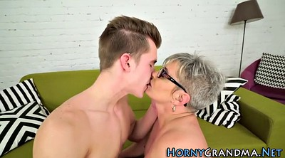 Old, Mature granny, Jizz, Handjob mature