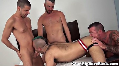 Hairy group, Gay mature