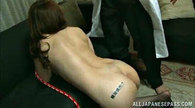 Japanese handjob, Asian milf