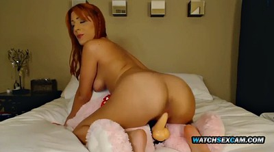 Bears, Milf riding dildo, Step mother, Big bear