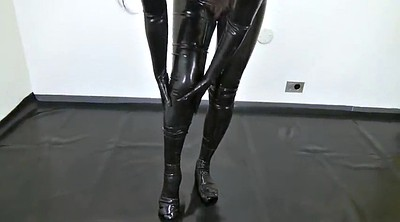 Japanese black, Asian black, Black japanese, Catsuit, Black & japanese, Asian latex