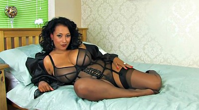 Mature solo, Stockings solo, Solo stockings