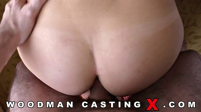 Chubby, Chubby anal, Casting double, Anal casting