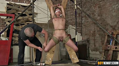 Gay bdsm, Tied up