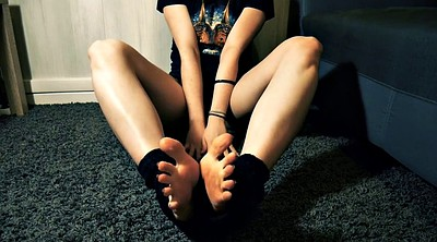French, Feet teen, Girl foot, Cute girl, Girl feet