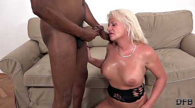 Swallow, Anal granny, Black anal, Big black boobs, Mature dildo, Mature black cock