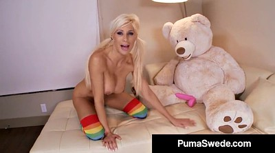 Dirty talk, Puma swede, Dirty talking, Blond