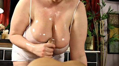 Bbw massage, Oiled