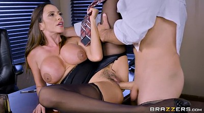 Office milf, Ariella ferrera