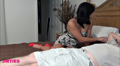 Asian creampie, Amateur pov