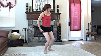 Hairy masturbation, Granny solo, Dance
