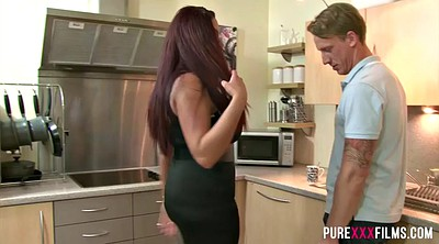 Kitchen, Stepson, Bbw missionary