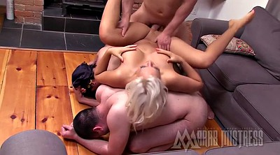 Husband, Mistress, Cuckolds, In front of husband