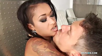 Interracial anal, Small anal