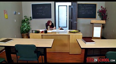 Cougar, Teen school, School teacher