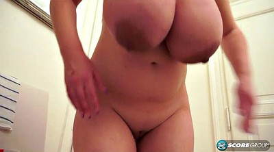 Maid, Breasts, Pregnant solo, Breast, Big pregnant, Pregnant milf