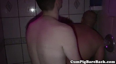 Sauna, Rimming, Shower hairy, Hairy ass, Hairy shower, Breeding