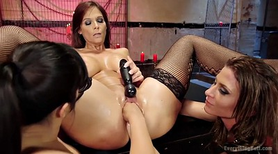 Fist, Mistress, Asian fist, Ariel, Mature mistress, Lesbian ass licking