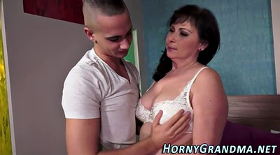 Mature hd, Cum in mouth