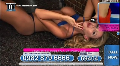 Leigh darby, Big tits solo, Babestation