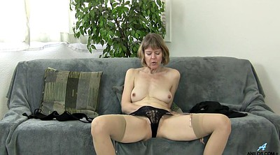 Clit, Mom lingerie, Masturbating mom