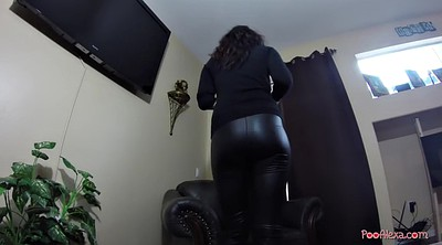 Leather, Interview