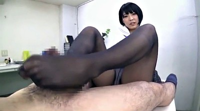 Asian black, Foot job, Foot job, Asian foot, Black asian, Nylon job