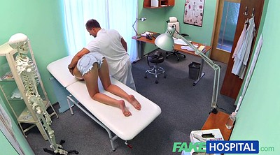 Doctor, Sex, Doctor orgasm, Czech amateurs