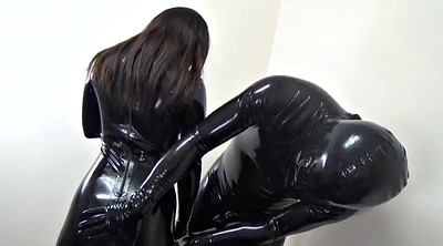 Latex, Japanese black, Black asian