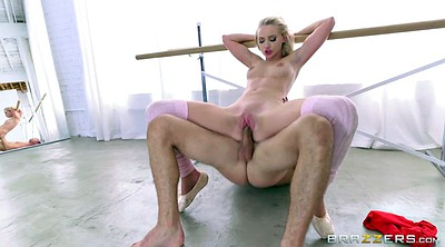 Teen boy, Ballerina, First big cock