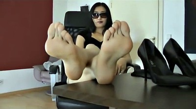 Foot fetish, Asian feet