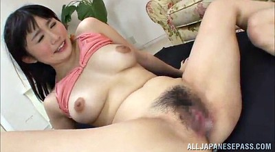 Asian babe, Double creampie