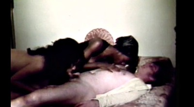 Hairy, Interracial vintage