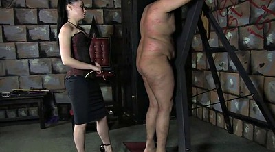 Caning, Slave, Male slave