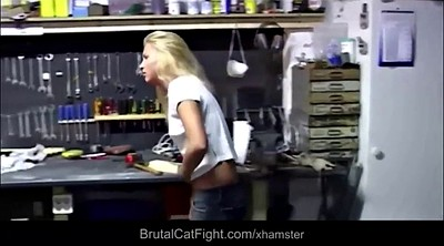 Hard spank, Fight, Hard spanking, Catfight, Chubby facial, Catfights