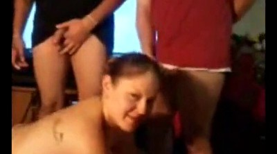 Wife gangbang, Wife watching, Watching wife