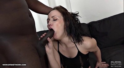 Rough anal, Mature interracial anal, Anal cum