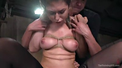 Pain, Training, Painful, Painfully, Tit bdsm