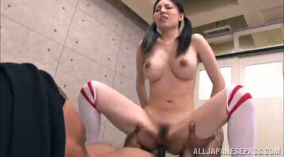 Sexy asian, Japanese interracial, Cheerleader, Big tits asian