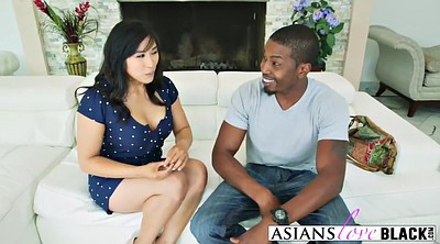 Asian, Small black