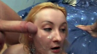 Homemade anal, Homemade facial