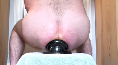 Prolapse, Fist anal, Milf ass solo, His ass, Gay fisting