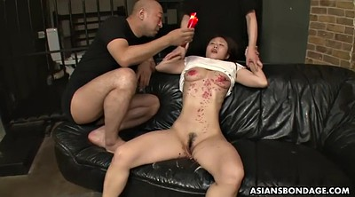 Bdsm, Japanese bdsm, Waxing, Wax, Japanese hot, Puking