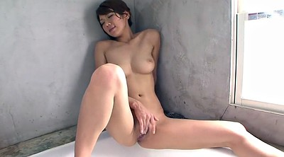 Japanese masturbate, Bathroom
